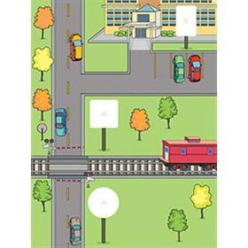 Environmental Print Posters & Slip Sheet (Set of 16)