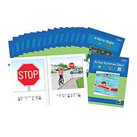 Environmental Print Level B Books (Set of 16)