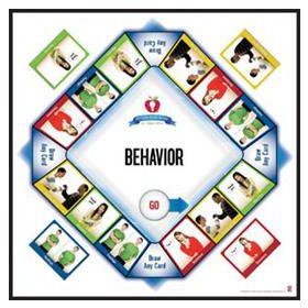 Life Skills Series for Today's World: Behavior Game