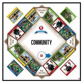 Life Skills Series for Today's World: Community Game