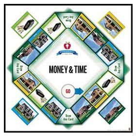 Life Skills Series for Today's World: Money & Time Game