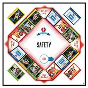 Life Skills Series for Today's World: Safety Game