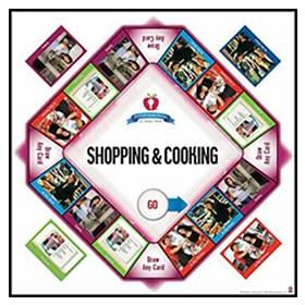 Life Skills Series for Today's World: Shopping & Cooking Game