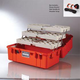Pelican Emergency Box, 3-Tray
