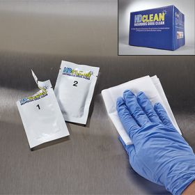 Sterile HDClean Two-Step Wipe Kit