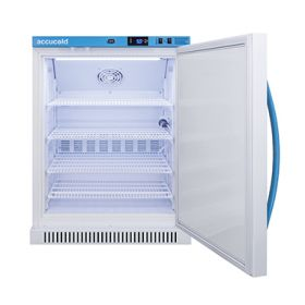 Accucold Pharma-Vac Undercounter Solid Door Refrigerator, 6 cu. ft.