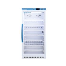 Accucold Pharma-Vac Glass Door Refrigerator, 8 cu. ft.