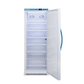 Accucold Pharma-Vac Solid Door Refrigerator, 12 cu. ft.