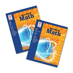 Real-World Math 1 & 2 COMBO