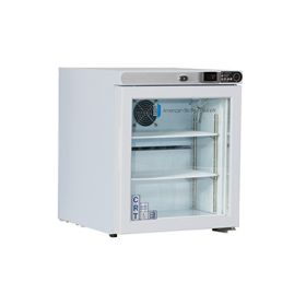 ABS Freestanding Controlled Room Temperature Cabinet, 1 cu. ft.