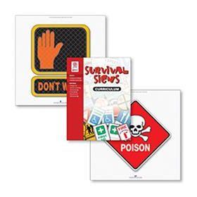 Survival Signs Program (Curriculum + 80 Signs)