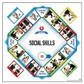 Life Skills Series for Today's World: Social Skills Game