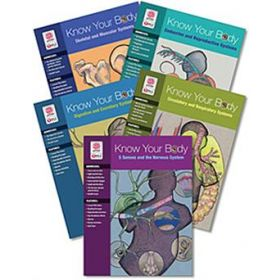 Know Your Body: COMBO (All 5 books)