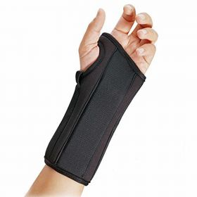 "FLA Orthopedics 22-450 Pro Lite 8"" Wrist Splint, 22-450-XS"