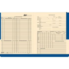Milcom Medical Record Jacket 2453