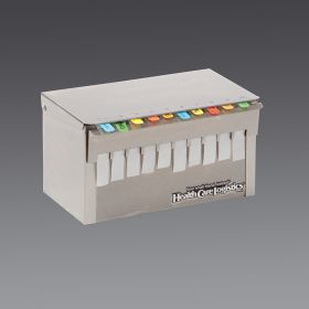 Drop and Load Label Dispenser, 10 Roll