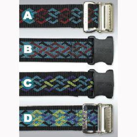 Skil Care 252030 Geo-Pattern Gait Belts