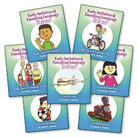 Early Imitation & Emerging Language Stories 7-Book Set