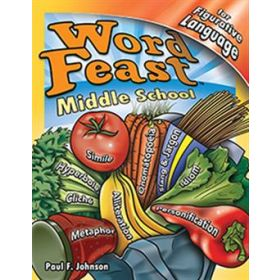 Word Feast Middle School for Figurative Language
