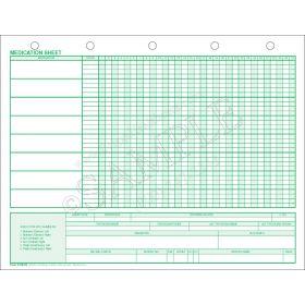 Medication Sheet Form