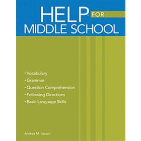 Handbook of Exercises for Language Processing HELP for Middle School