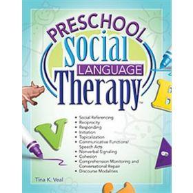 Preschool Social Language Therapy