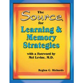 The Source for Learning & Memory Strategies