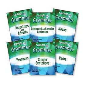 Spotlight on Grammar: 6-Book Set
