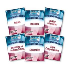 Spotlight on Listening Comprehension: 6-Book Set