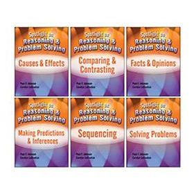 Spotlight on Reasoning & Problem Solving: 6-Book Set