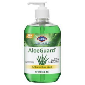 Antimicrobial Soap Clorox Healthcare AloeGuard CS/12