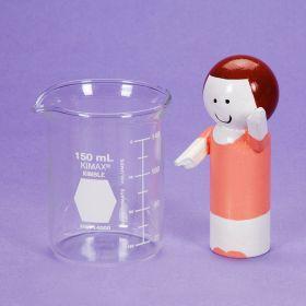 Glass Beaker, 150mL