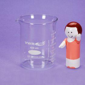 Glass Beaker, 400mL