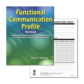 Functional Communication Profile Revised (FCP-R)