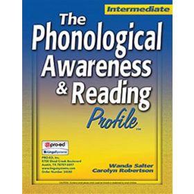 The Phonological Awareness & Reading Profile Intermediate