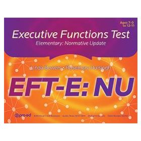 Executive Functions Test Elementary: Normative Update (EFT-E: NU)