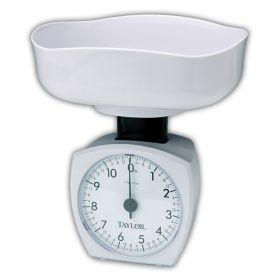 Taylor 3701 11 lb Mechanical Large Capacity Kitchen Scale