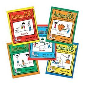 Autism & PDD Picture Stories & Language Activities