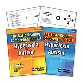 The Basic Reading Comprehension Kit for Hyperlexia and Autism