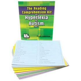 The Reading Comprehension Kit for Hyperlexia and Autism Level 2