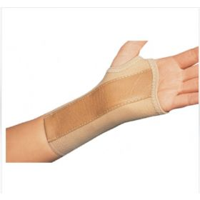 Wrist Splint PROCARE Cotton Elastic Right Hand Beige Large