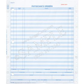Add-On Health Systems Physicians Orders Form