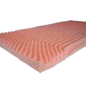 Mattress Overlay Bio Gard Convoluted Foam 72 L X 33 W X 5 H Inch