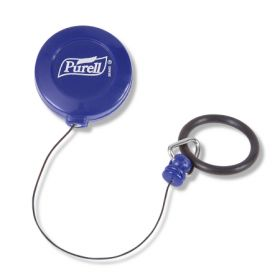 Retractable Clip Purell Personal For 2 oz. Purell Pump or Squeeze Bottles