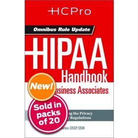 HIPAA Handbook for Nursing & Clinical Staff4717