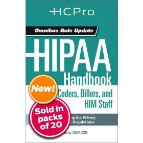 HIPAA Handbook for Nursing & Clinical Staff4718
