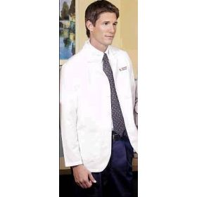 Lab Jacket White Medium Hip Length Reusable  479761