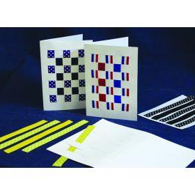 Allen Diagnostic Module Ribbon Cards