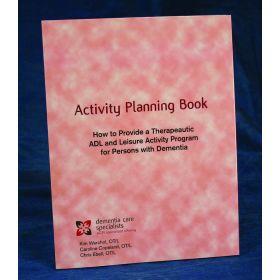 Activity Planning Book