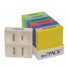 Colored Pill Box